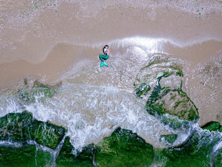 הפנינה בתולת ים